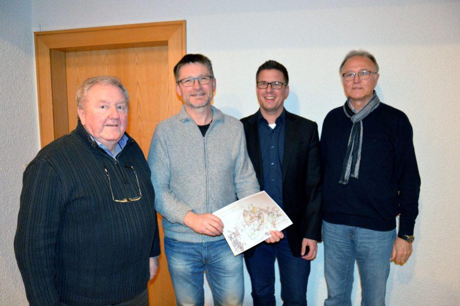 SPD Kirtorf Gruppenbild MGV 2018