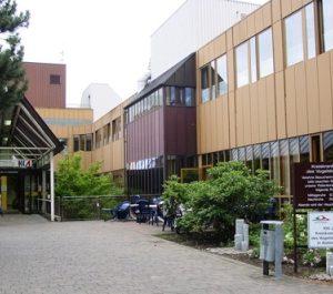Kreiskrankenhaus des Vogelsbergkreises in Alsfeld