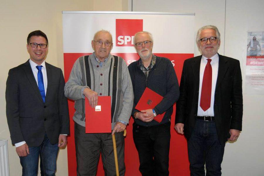 SPD Ulrichstein MGV 2018