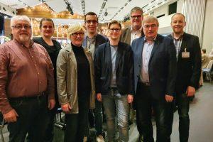 SPD-Landesparteitag in Baunatal